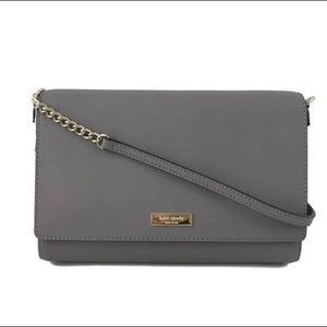 Kate Spade NY Tilden Place Alek in Cliff Gray